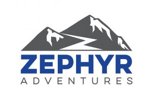 zephyr adventures logo stacked