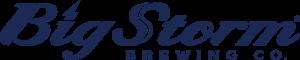 Big storm brewing logo